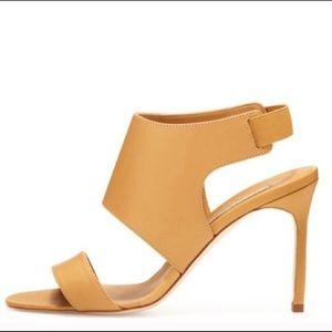 Manila Blahnik Loyal Shield Sandals. Size 39/9